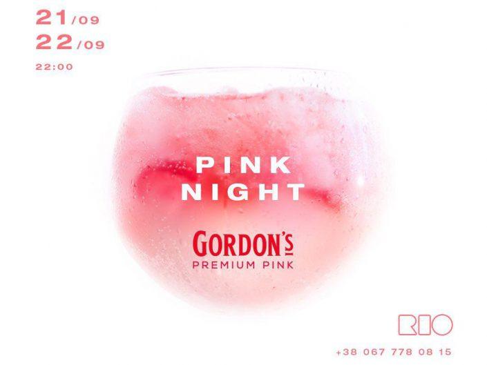 PINK NUGHT 21.09/22.09
